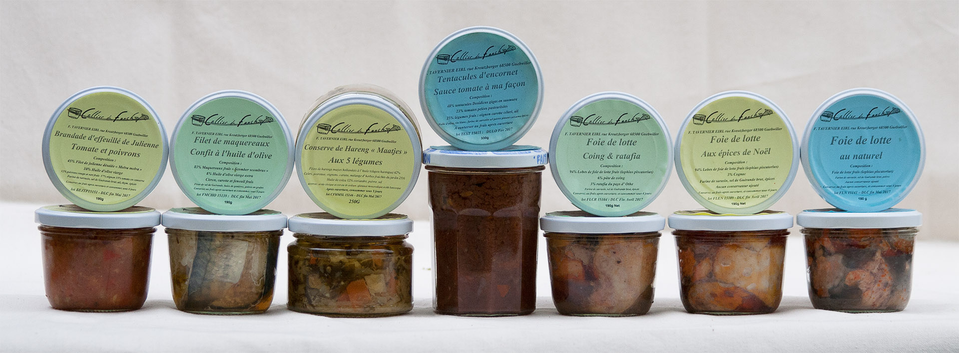 Photo 2 des produits cuisinés