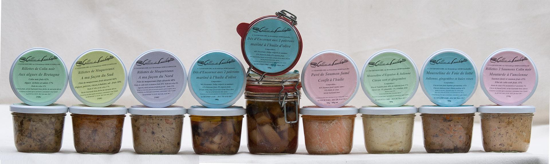 Photo 1 des produits cuisinés